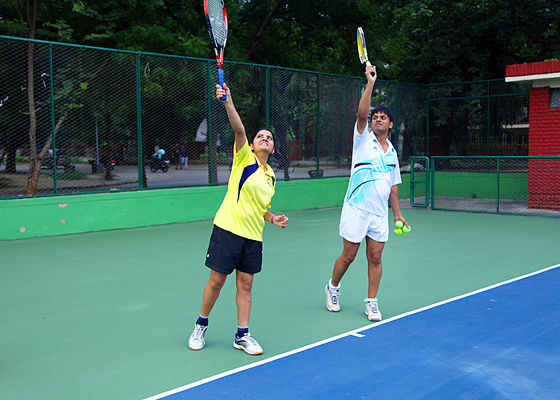 thesis on tennis
